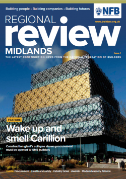 NFB Regional Review Midlands Issue 1